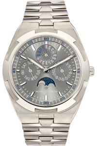 Overseas Ultra Thin Perpetual Calendar White Gold Automatic