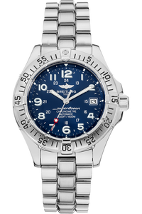 Stainless Steel Superocean Automatic