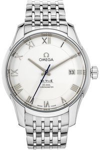 Stainless Steel De Ville Co-Axial Automatic