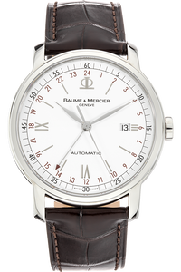 Classima Executives GMT Stainless Steel Automatic