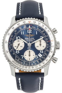 Stainless Steel Navitimer Automatic