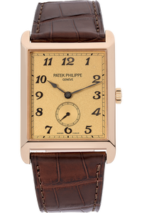 18K Rose Gold Gondolo Manual Reference 5109