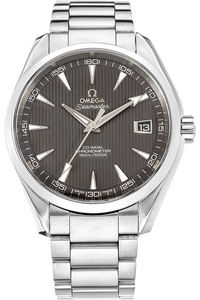 Stainless Steel Seamster Aqua Terra Co-Axial Automatic