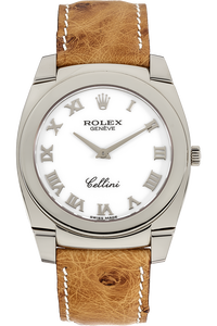 Cellini Cestello  White Gold Manual