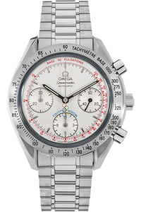 Stainless Steel Speedmaster Reduced Torino Olympics Automatic Limited Edition