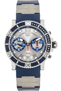 Marine Diver Chronograph Stainless Steel Automatic