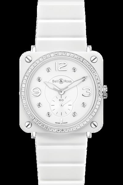 BRS White Ceramic Diamond