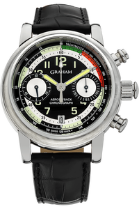 Aeroflyback Chronograph Stainless Steel Automatic