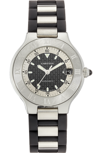 Must 21 Autoscaph Stainless Steel Automatic