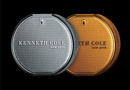KENNETH COLE NEW YORK LAUNCHES MEN'S AND WOMEN'S FRAGRANCES