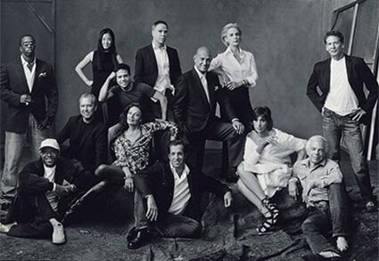 "VANITY FAIR HONORS AMERICAN DESIGNERS TO CELEBRATE THE TENTH ANNIVERSARY OF ""7TH ON 6TH"" BRYANT PARK FASHION SHOWS."
