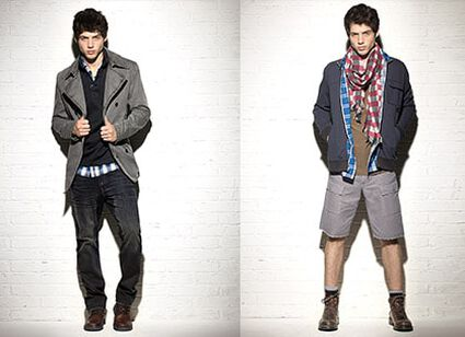 KCP RE-BRANDS AND RE-LAUNCHES KENNETH COLE REACTION MEN'S SPORTSWEAR.