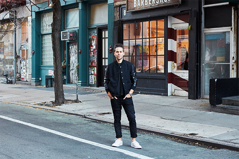 TRUST ME, I'M A NEW YORKER: Ben Fink Shapiro