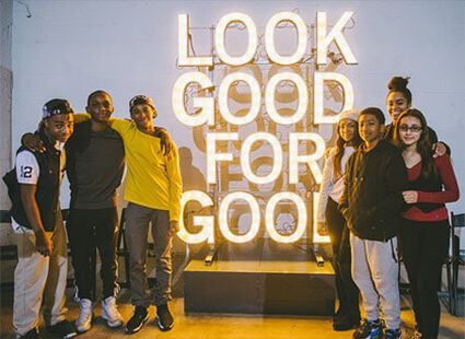 "KCP LAUNCHES ""LOOK GOOD, FOR GOOD"" INITIATIVE TO RAISE SOCIAL AWEARNESS."