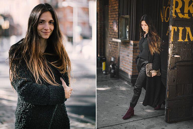 TRUST ME, I'M A NEW YORKER: Sofia Karvela