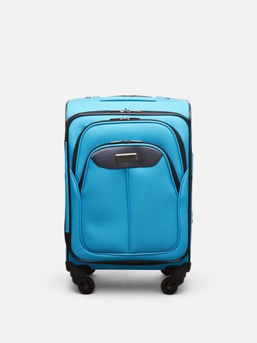 20 inch Excursion 2.0 4-Wheel Suitcase, TEAL