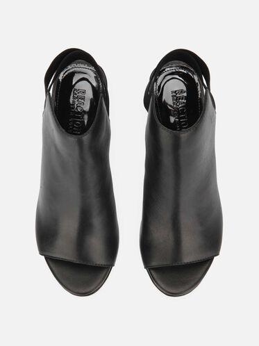 Fridah Fly Open Toe Heels, BLACK, hi-res