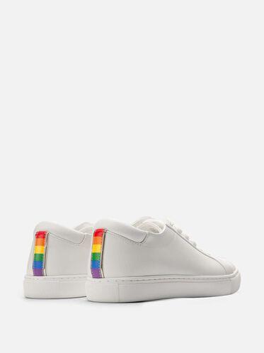 Pride Kam Sneaker for Her, WHITE