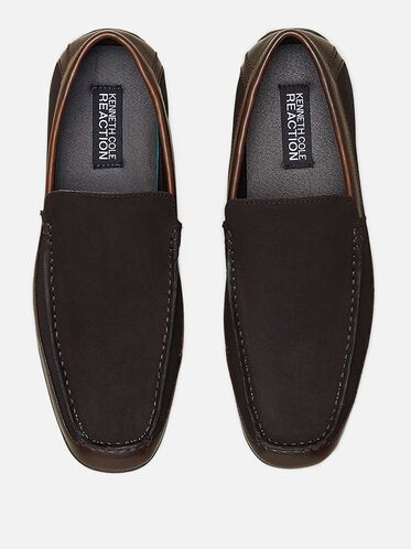 Lap of Luxury Slip-On Loafer, BROWN