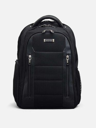 Zip Backpack, BLACK