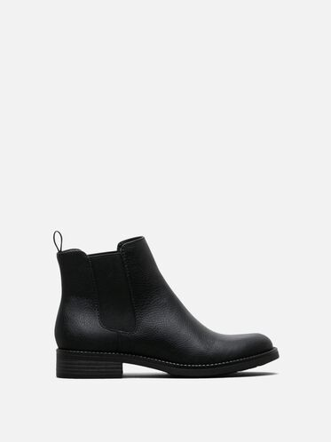 Kent Way Ankle Boot, BLACK