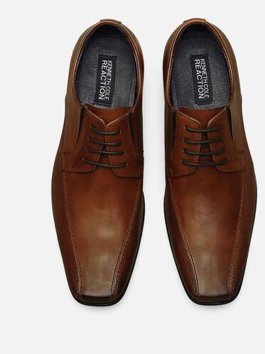 Bro-tential Leather Oxford, COGNAC, hi-res