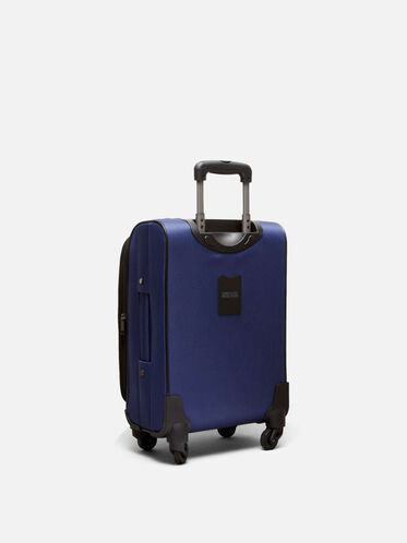 20 Inch Going Places 4-Wheel Carry-On Suitcase, NAVY