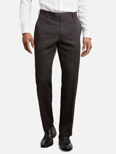 Slim Fit Urban Heather Dress Pant, BLACK