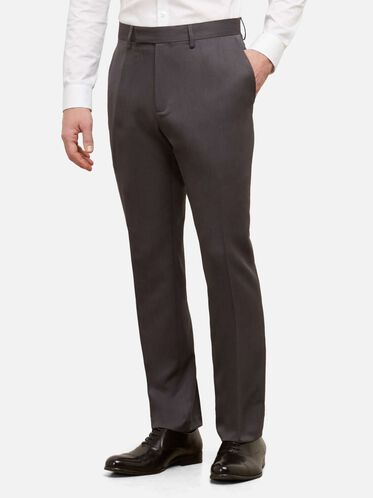 Slim Fit Urban Heather Dress Pant, MED GREY