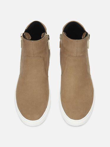 Kiera Nubuck Sneaker, ALMOND, hi-res