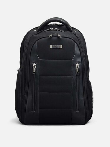 Zip Backpack, BLACK, hi-res
