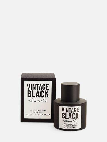 Vintage Black Fragrance 3.4 oz, NO COLOR