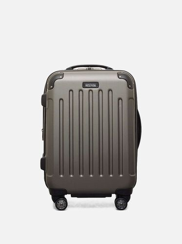 Renegade 20 Inch Expandable Upright Carry-On, SILVER
