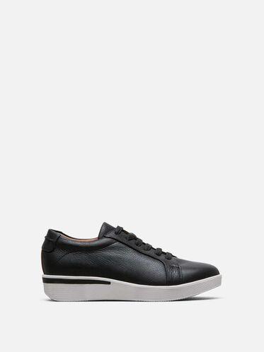 Haddie Platform Sneaker, BLACK, hi-res