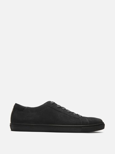 Mens Kam Suede Sneaker, MIDNIGHT NVY