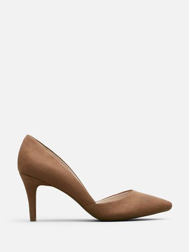 So Savvy Pumps, TAUPE