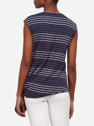 Side Knot Top, MINIMALIST S