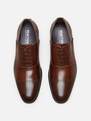 Big Wh-Eel-S Cap Toe Oxford, COGNAC, hi-res