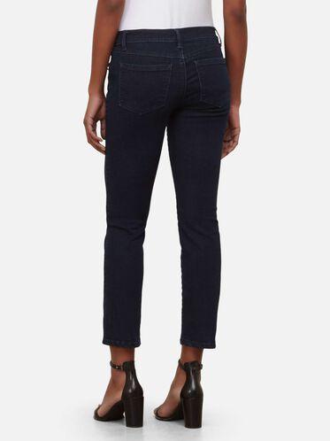 Straight Leg Jean, INDIGO