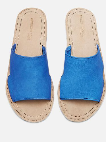 Love-Haiti Sandal for Him, BLUE