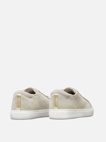 Kam Suede Sneaker, LIGHT GREY