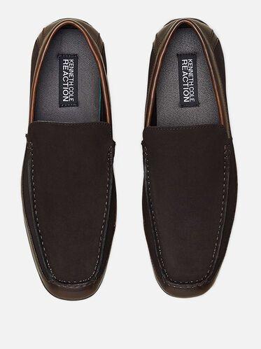 Lap of Luxury Slip-On Loafer, BROWN