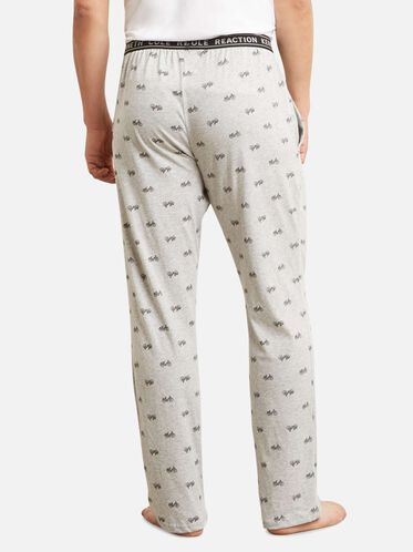 Bicycle Print Lounge Pant, LT.HGRY BICY
