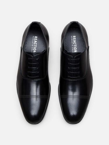 Big Wh-Eel-S Cap Toe Oxford, BLACK, hi-res