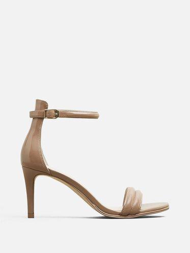 Open-Toe Heel, NUDE