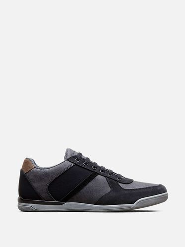 Like No Other Low Top Sneaker, BLACK