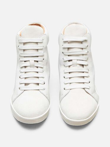 Helka High-Top Platform Sneaker, CLOUD