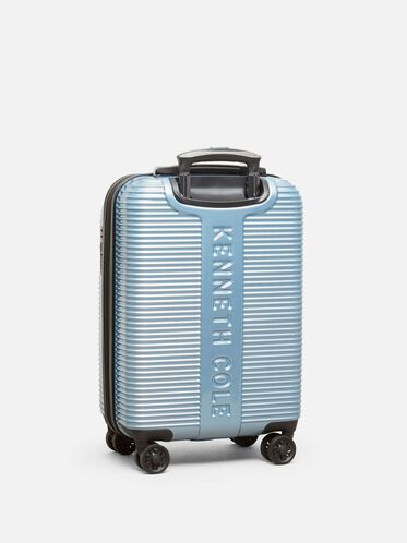 20 Inch Sudden Impact 2.0 Carry-on Suitcase, ICE BLUE