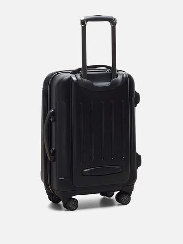 Renegade 20 Inch Expandable Upright Carry-On, BLACK, hi-res
