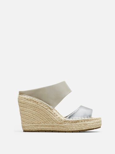 Orial Espadrille Wedge, LIGHT GREY, hi-res